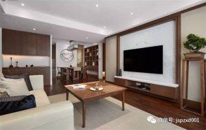 韵味十足的新中式风格家居装修