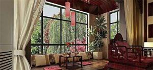 南昌好的家庭装修公司介绍如何装修设计一个中式风格的阳台