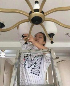 用了南昌新房装修灯具选择的方法,装修效果事半功倍!