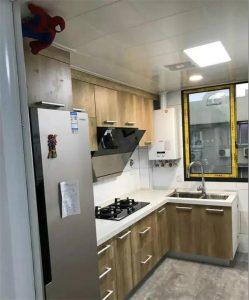 南昌装修厨房设计,这种布局适合所有厨房