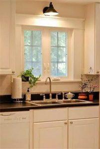 南昌装修厨房灯光布局很重要,如何运用灯光给厨房增添满满的幸福感呢?