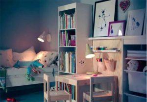 南昌装修儿童房灯具选择,一定不能选带蓝光成分的哦