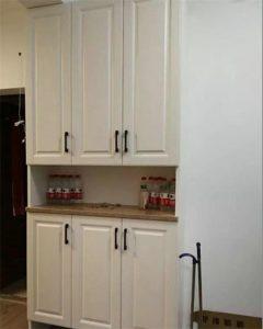 南昌老房装修改造案例,厨房和卫生间相连了