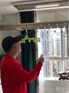 南昌新房装修电动晾衣架值不值得买?看完不用在纠结!
