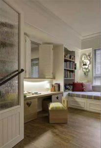南昌装修书房加榻榻米,这几种设计就是好看