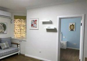 南昌旧房改造61平两居室装修日记