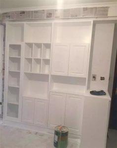 南昌装修80平3室2厅现代美式风格装修日记