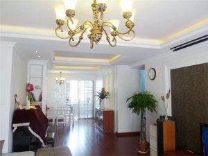 南昌装修143平三室两厅美式风格装修日记